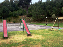 Children´s play area