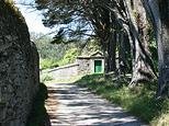 Weg Calvario Berg
