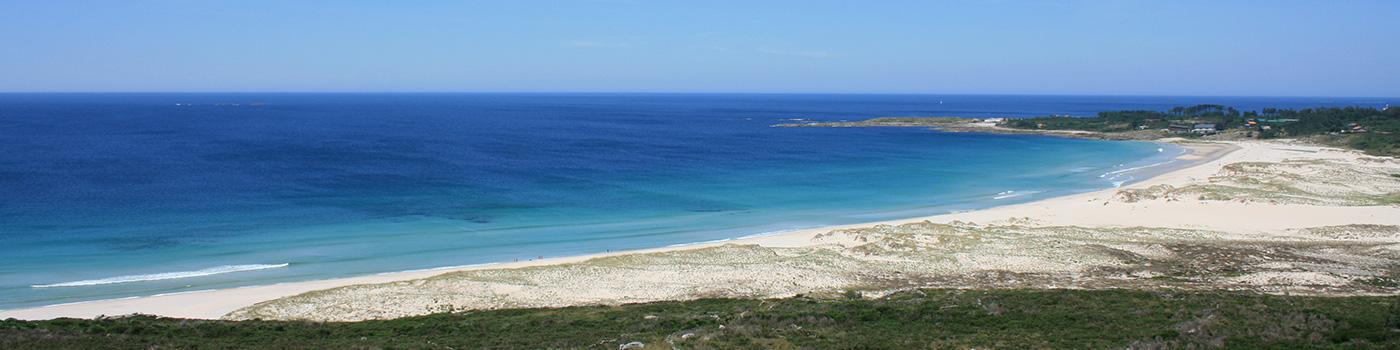 Area Maior beach, Louro (Muros) - A Coruña