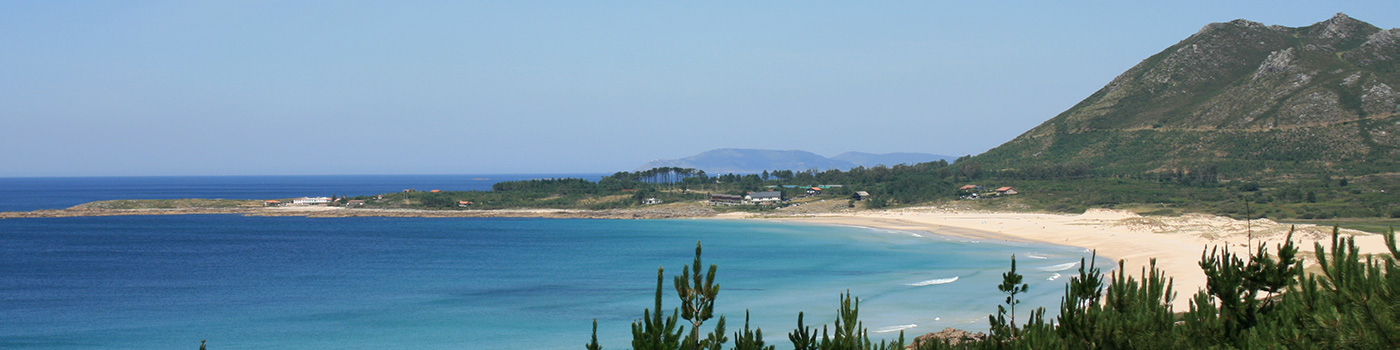 Louro mount and Area Maior beach