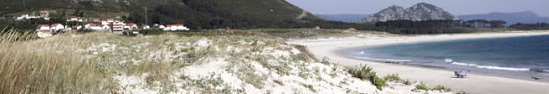La plage de Lariño