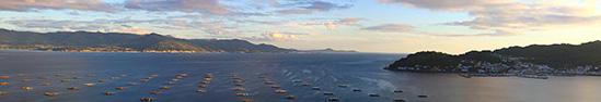 Ria of Muros