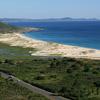 La plage de Area Maior